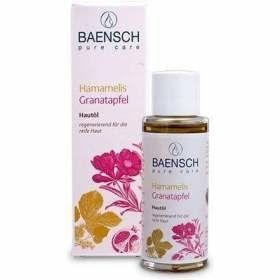 Hamamelis Granatapfel Hautöl Massageoel Körperöl