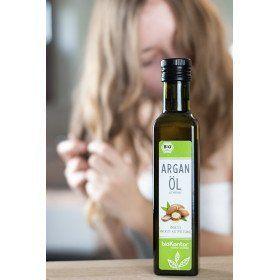 Arganöl zur Haarpflege und Hautpflege