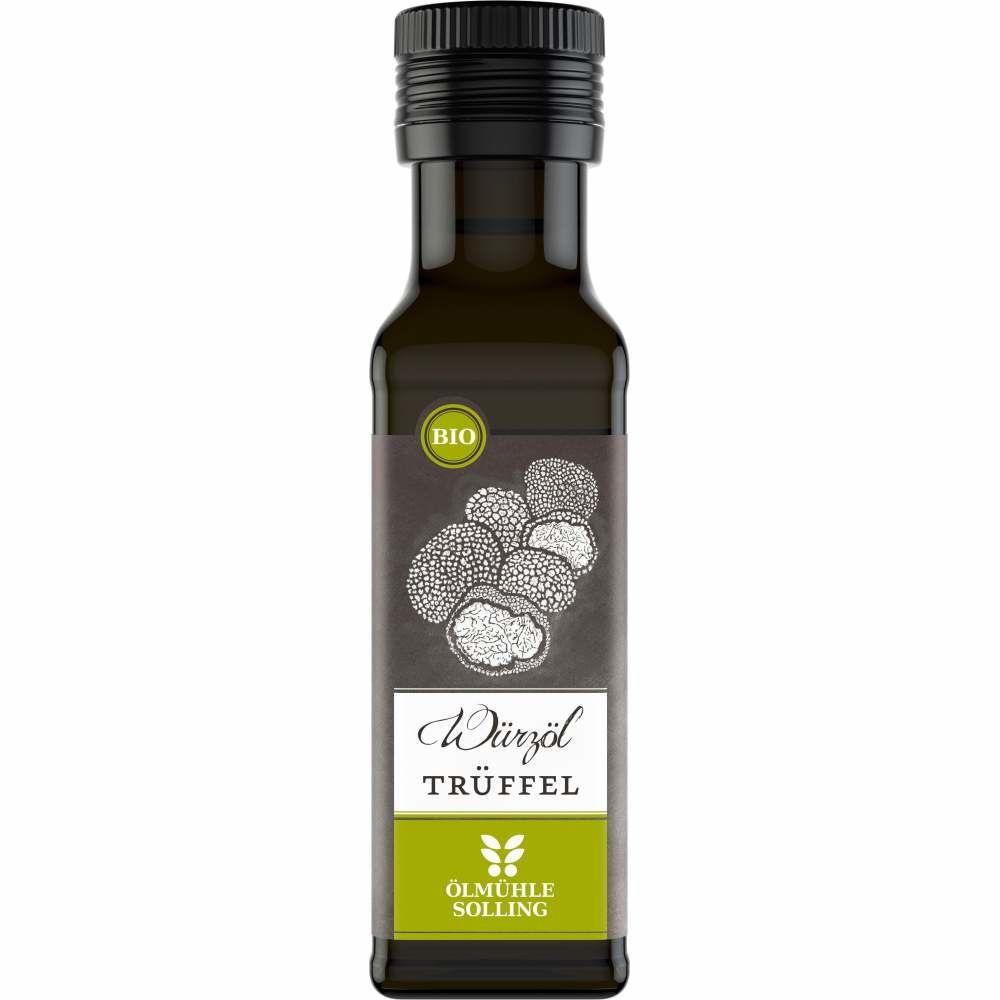 Trüffelöl Olivenwürzöl bio 100ml Oelmühle Solling