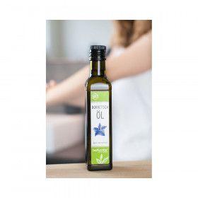 Bio Borretschöl 250ml Hautpflege