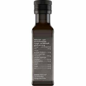 Bio Walnussöl nativ, kaltgepresst, Inhaltsstoffe