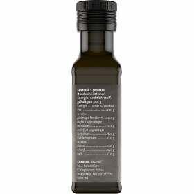 Sesamöl geröstet Bio 100ml Nährstoffe