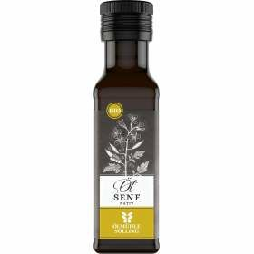 Senföl nativ BIO 100ml