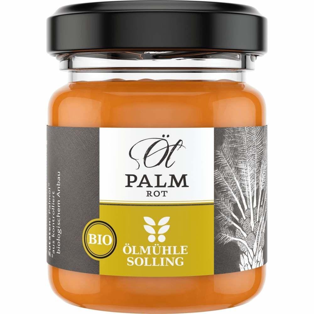 Bio Palmöl rot Oelmühle Solling