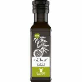 Olive Zitrone Würzöl BIO