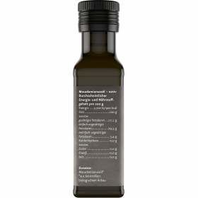 Bio Macadamianussöl nativ Nährstoffgehalt