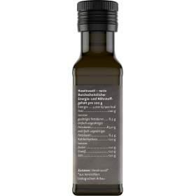 Bio Haselnussöl nativ 100ml Oelmühle Solling Nährstoffgehalt