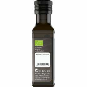 Haselnussöl geröstet bio100ml