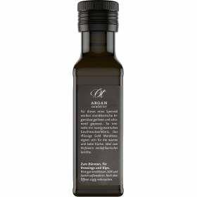 Bio Arganöl geröstet 100ml Verwendung
