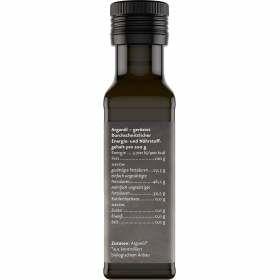 Bio Arganöl geröstet 100ml Nährstoffgehalt