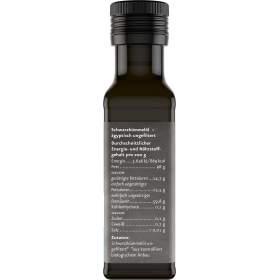Bio Schwarzkümmelöl ungefiltert  Solling 100ml Nährwerte