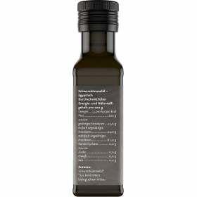 Bio Schwarzkümmelöl Solling 100ml Nährwertangaben