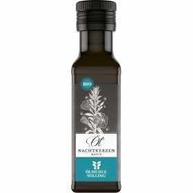 Bio Nachtkerzenöl nativ aus anerkannt biologischem Anbau