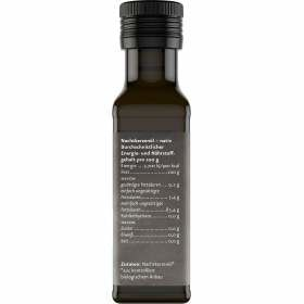 Bio Nachtkerzenöl nativ Nährstoffgehalt
