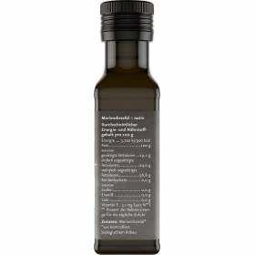 Mariendisteloel nativ, bio, kaltgepresst Oelmuehle Solling 100ml Inhaltsstoffe