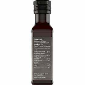 Würzöl Chiliöl 100ml Nährstoffe