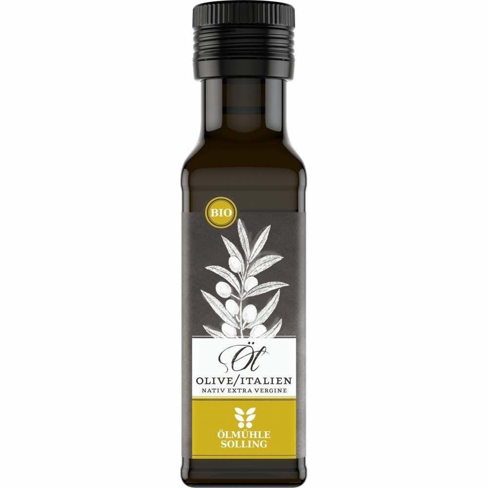 Bio Olivenöl nativ Italien