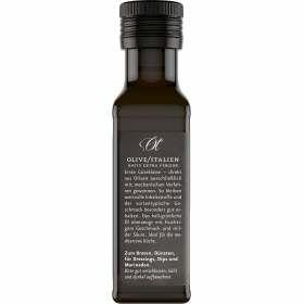 Bio Olivenöl Italien Anwendung