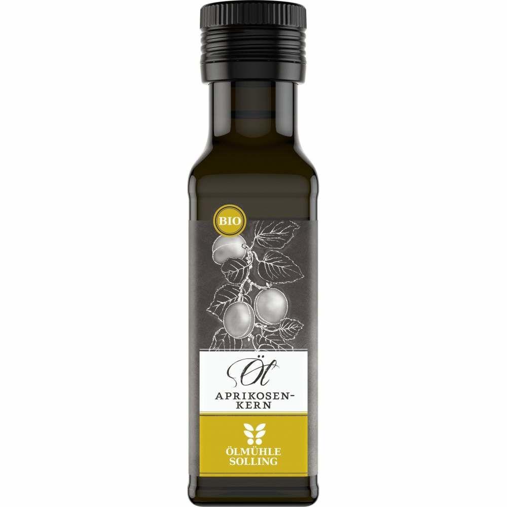 Bio Aprikosenkernöl nativ aus kontrolliert biologischem Anbau