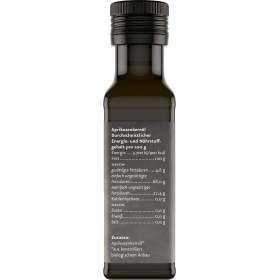 Bio Aprikosenkernöl nativ 100ml Nährstoffgehalt