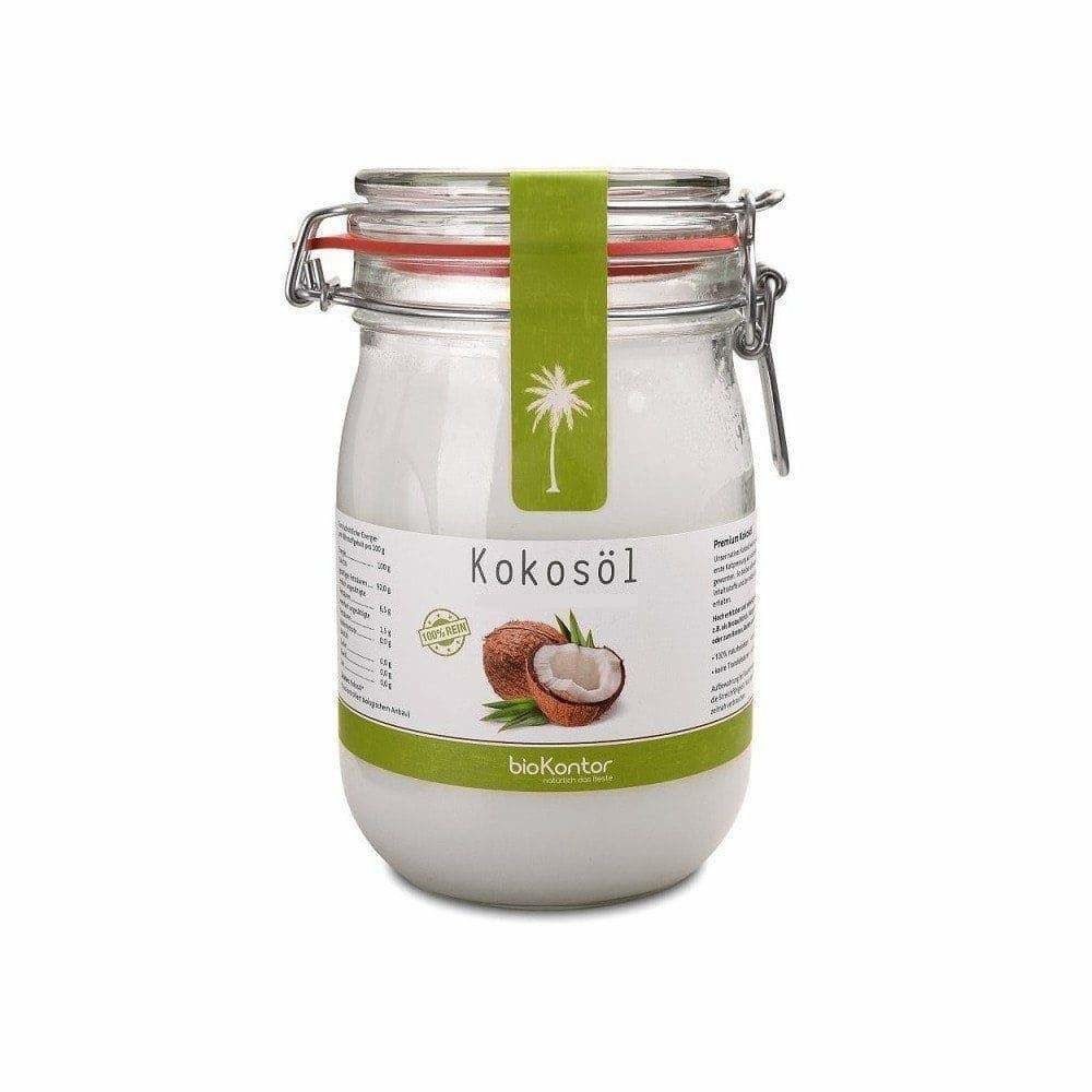 Kokosöl 1000ml bioKontor