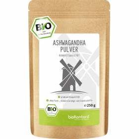 Bio Ashwagandhapulver 250g von bioKontor