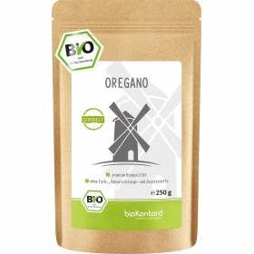 Bio Oregano gerebelt 250 g bioKontor