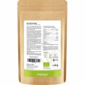 Bio Dulseflocken 50g Nährstoffe