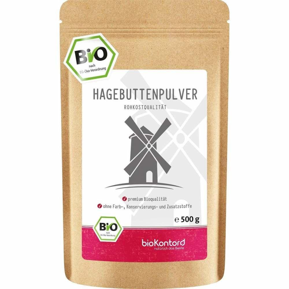 Bio Hagebuttenpulver 500g bioKontor