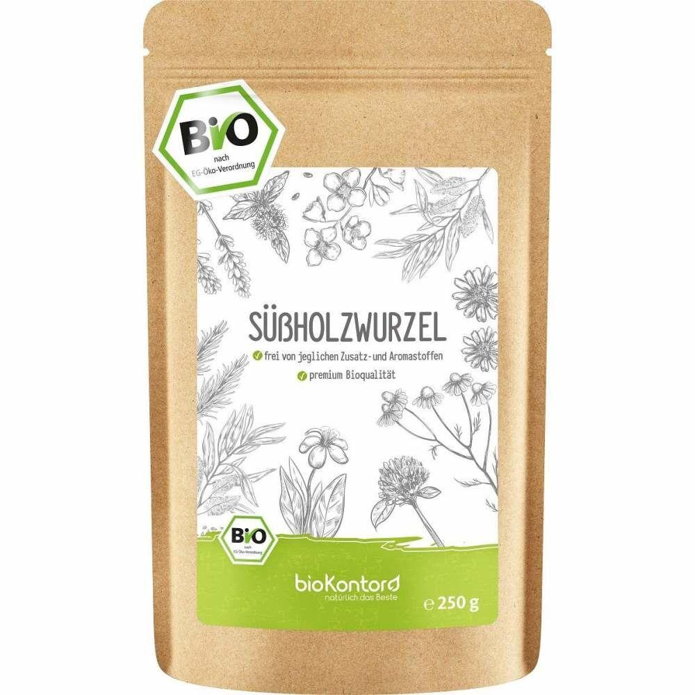 Bio Süßholzwurzel 250 g bioKontor