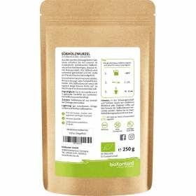Bio Süßholzwurzel 250 g bioKontor, Verzehrempfelung