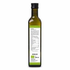 Hanföl nativ 500ml Bio-Qualität, bioKontor