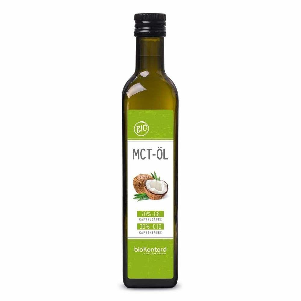 MCT-Bio Kokosöl 500ml