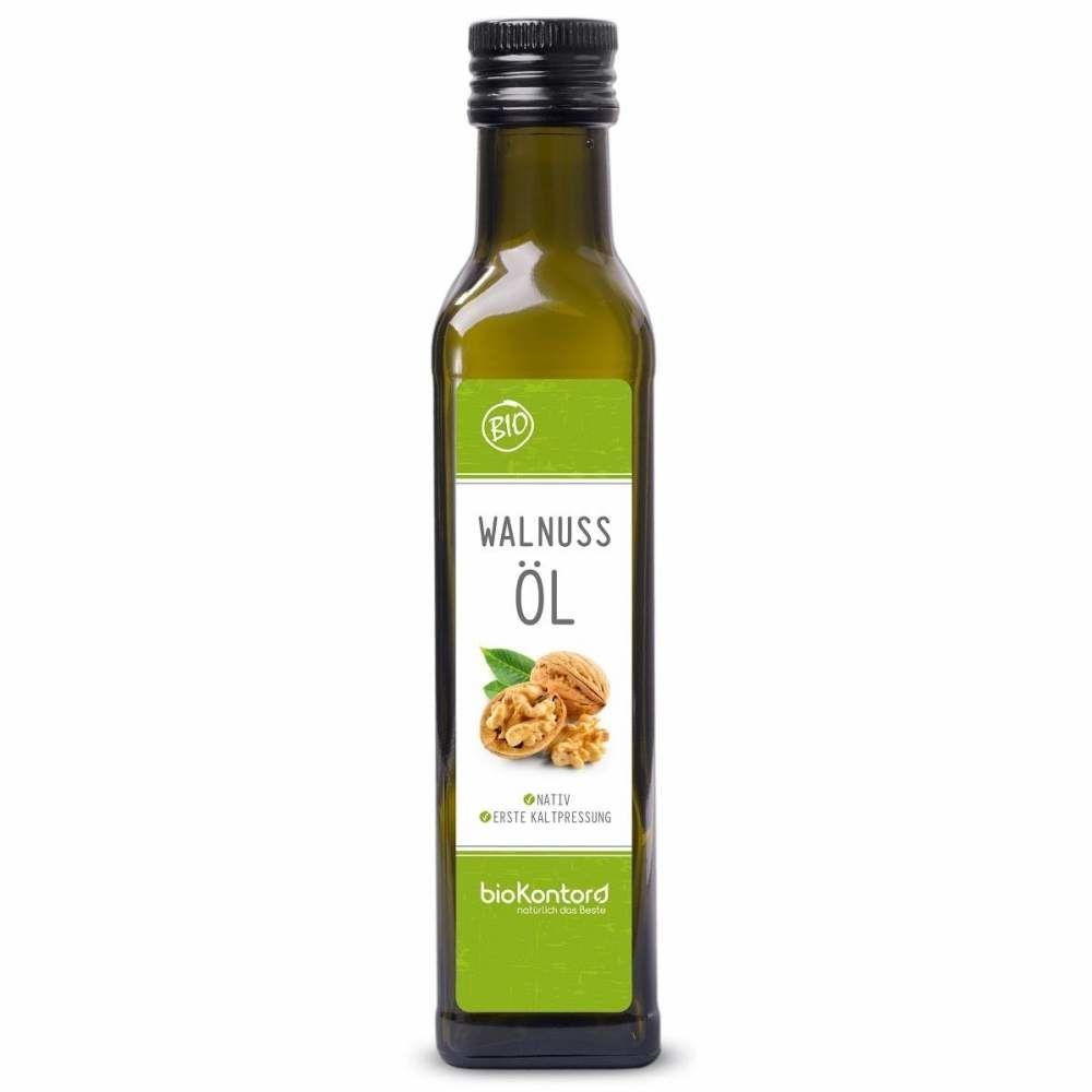 Walnussöl nativ kaltgepresst 250ml Bio-Qualität, bioKontor