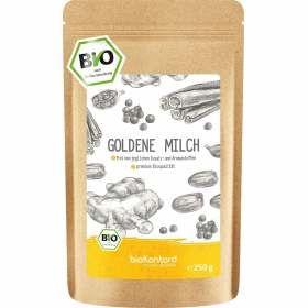 Bio Goldene Milch Fertigmischung 250 g