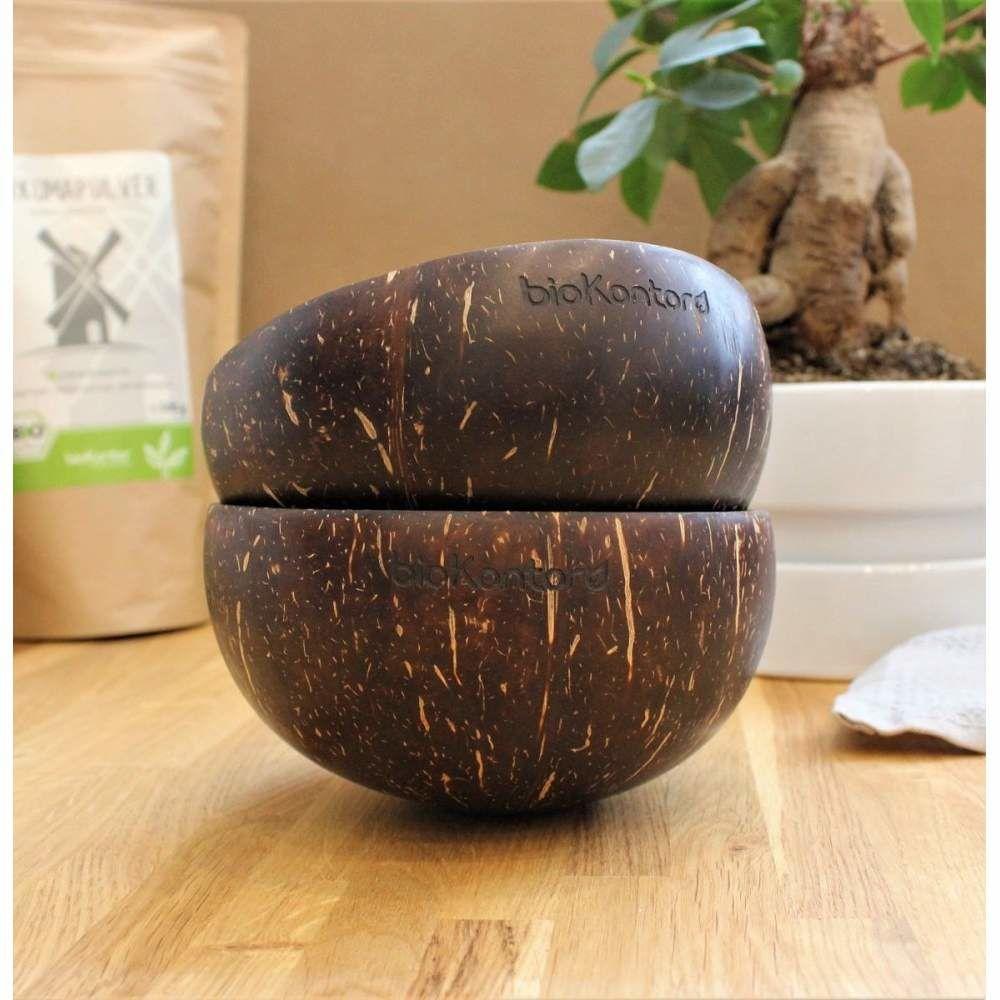 Kokosschale Set 2 Stück