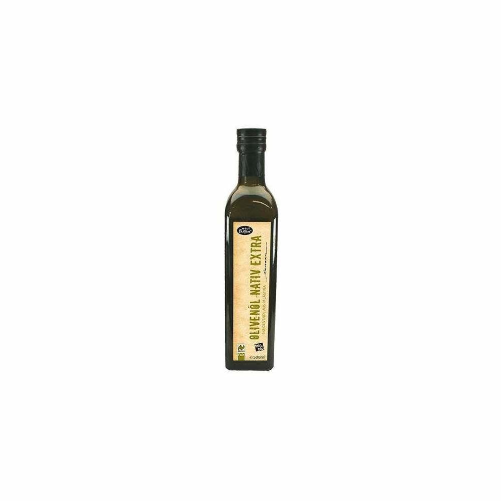 Olivenöl Palästina Canaan Rumi Tree nativ Bio 500ml