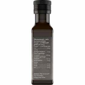 Bio Pflaumenkernöl Info Inhaltsstoffe