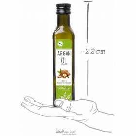 Arganöl Größe