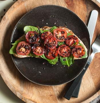 Tomaten-Dulse-Ciabatta