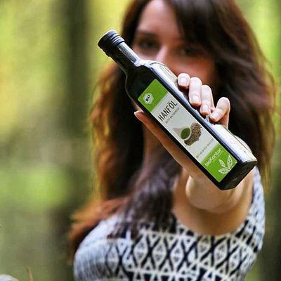 Speiseöl - Hanföl bioKontor