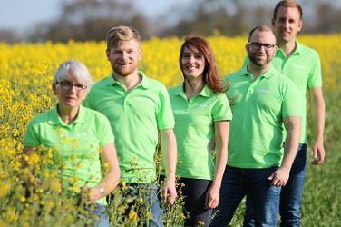 Das Team von bioKontor